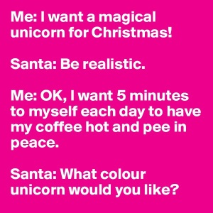 me-i-want-a-magical-unicorn-for-christmas-santa-be